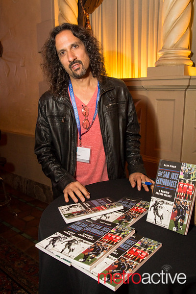 Gary Singh (author)