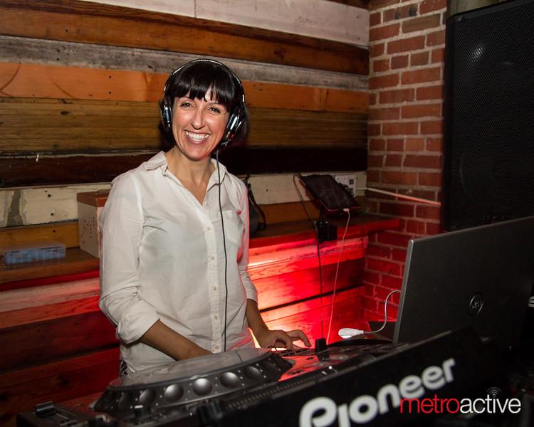 DJ @ The Continental
