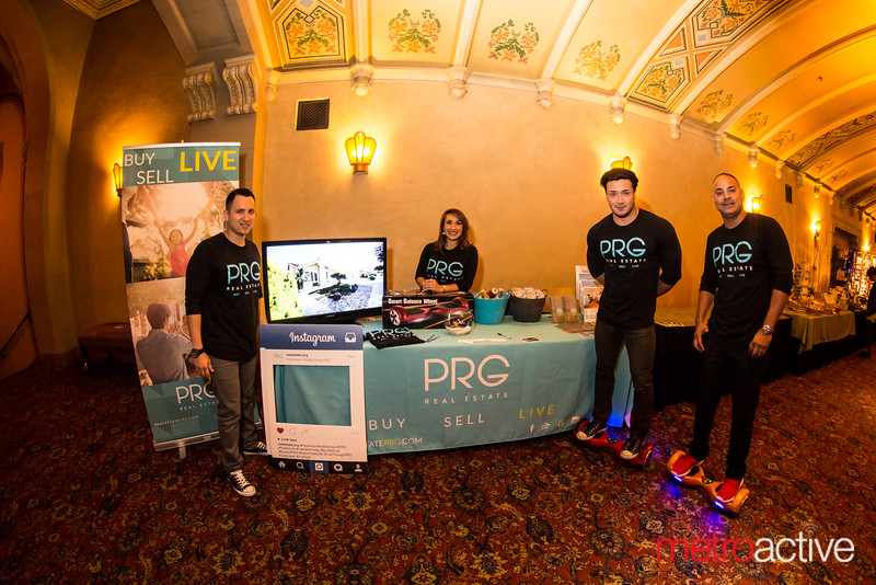 PRG Real Estate Booth