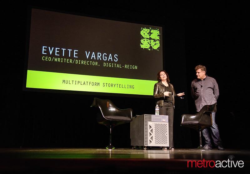 Evette Vargas & Dan Pulcrano