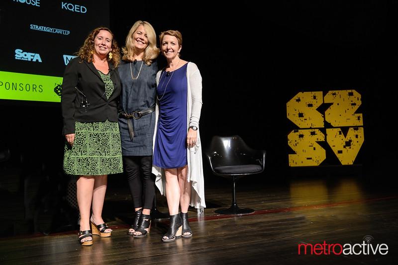 Michele Madansky, Lisen Stromberg & Hillary Mickell