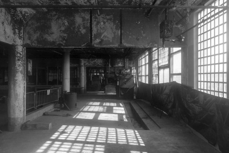 Alcatraz room, off-limits.