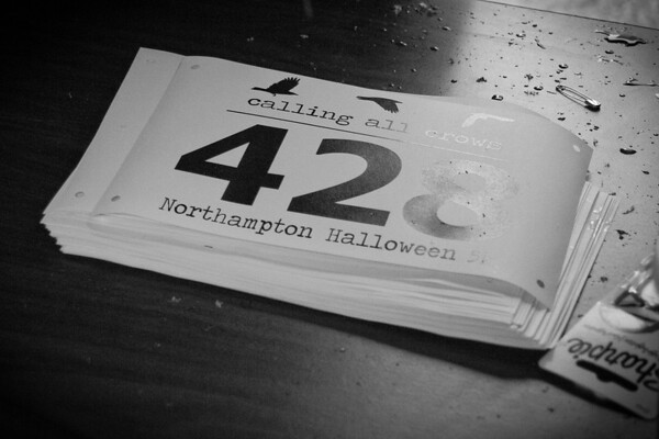 Calling All Crows Northampton 5K