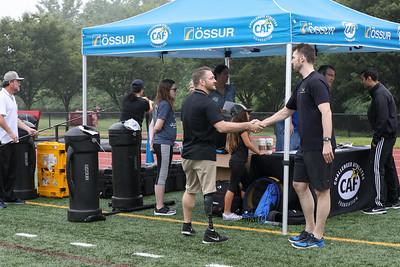 CAF Össur Running & Mobility Clinic (23 Jun 2018)