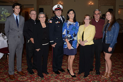 Naperville Fire Department - CAPS Ceremony - October 22, 2015