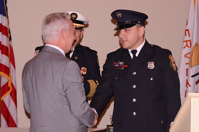 Naperville Fire Department - CAPS Ceremony - October 24, 2019