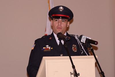 Naperville Fire Department - CAPS Ceremony - October 24, 2019