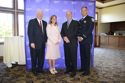 Northwestern University, Center for Public Safety, School of Police Staff and Command - Graduation Ceremony - May 12, 2017