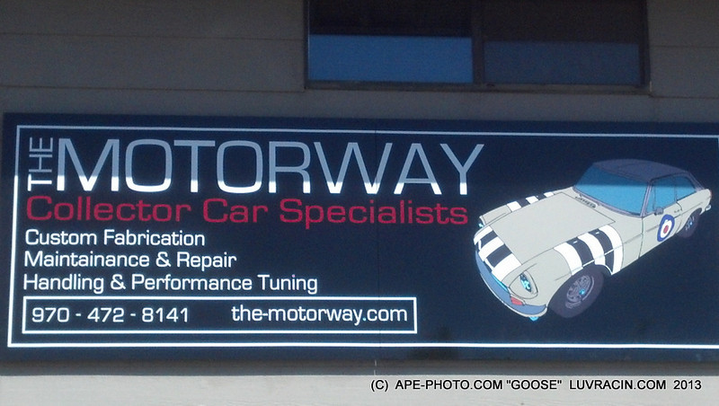 THE MOTORWAY, 970-472-8141