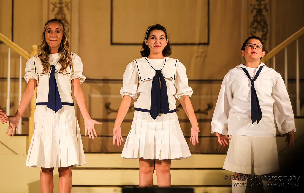 C.A.S.T. Sound of Music 2013