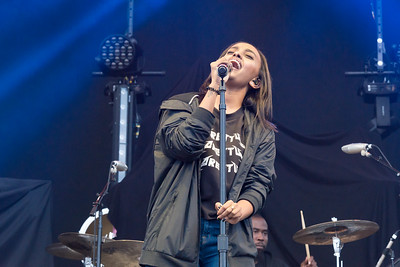 Ruth B Performs in Toronto
