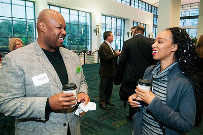 CBI's 20th Anniversary Year 2017 Stakeholders Breakfast @ Charlotte Convention 12-8-17 by Jon Strayhorn
