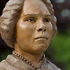 Sculpture of Mary Ann Shadd Cary by Artis Lane