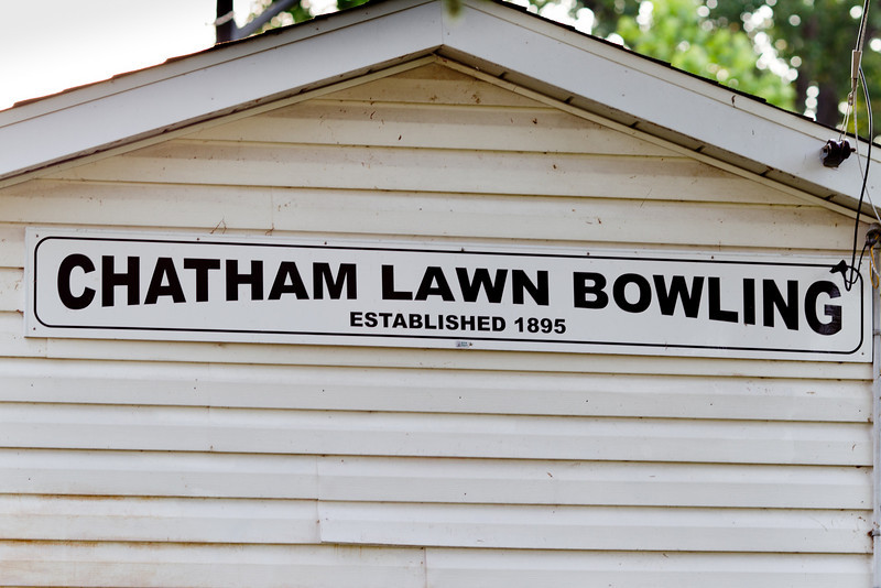 Chatham Lawn Bowing Club is thriving and still going strong.
