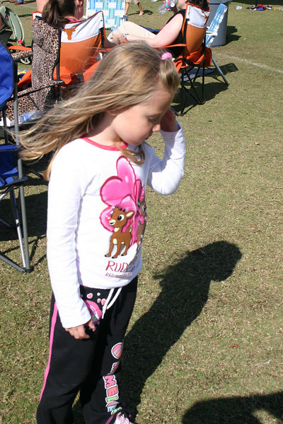 Maya at the CCCC Clear Springs Fall Picnic 2008.  She was sick to her stomach for this whole event.
