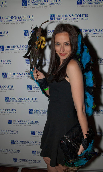 CCFA Manhattan Masquerade 2012 10 26 12