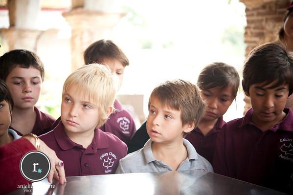 CCYL Mission Trip 2012-4th Grade