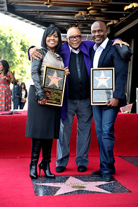 BeBe and CeCe Winans honored with a star on the Hollywood Walk Of Fame. Family and friends join CeCe and BeBe Winans on october 20, 2011. CeCe and BeBe, Quincy Jones Valerie Goodloe