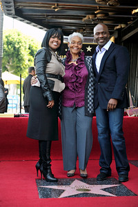 BeBe and CeCe Winans honored with a star on the Hollywood Walk Of Fame. Family and friends join CeCe and BeBe Winans on october 20, 2011. CeCe and BeBe, mom Delores Valerie Goodloe