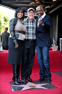 BeBe and CeCe Winans honored with a star on the Hollywood Walk Of Fame. Family and friends join CeCe and BeBe Winans on october 20, 2011. CeCe and BeBe and Jimmy Baker Valerie Goodloe