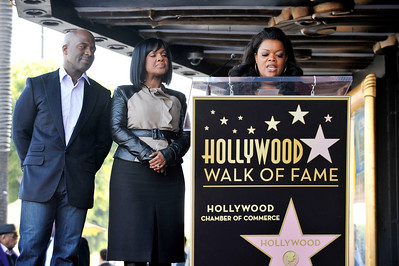 BeBe and CeCe Winans honored with a star on the Hollywood Walk Of Fame. Family and friends join CeCe and BeBe Winans on october 20, 2011. CeCe and BeBe with Yvette Nicole Brown Valerie Goodloe