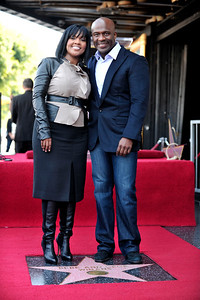 BeBe and CeCe Winans honored with a star on the Hollywood Walk Of Fame. Family and friends join CeCe and BeBe Winans on october 20, 2011. CeCe and BeBe Valerie Goodloe