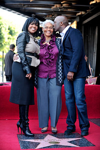 BeBe and CeCe Winans honored with a star on the Hollywood Walk Of Fame. Family and friends join CeCe and BeBe Winans on october 20, 2011. CeCe and BeBe and mom Delores Valerie Goodloe