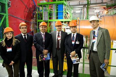 Cypriot delegation.