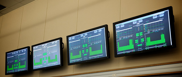 The LHC cryogenic systems are in operating conditions.