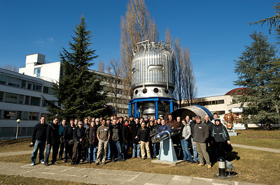 CERN Strobist 2009 group shot.