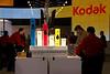 The display reminds of Kodak's print heritage.