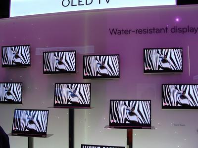 Organic LED Panels