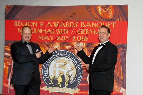 CFA R9 Europe Banquet Candid 2016