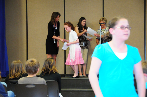 CH 5th grade Graduation