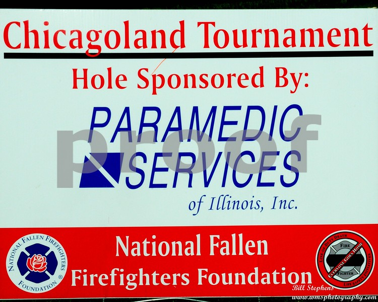 2017 CHICAGOLAND MEMORIAL GOLF TOURNAMENT NATIONAL FALLEN FIREFIGHTERS FOUNDATION