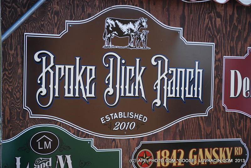 BROKE DICK RANCH