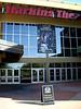 The front of Harkin's Cine Capri Theater.