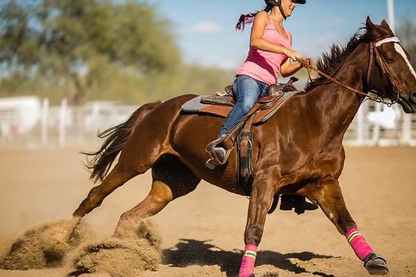 Crazy Heart Ranch's Gymkhana | 2013.10.14 | Tucson, AZ | Chris