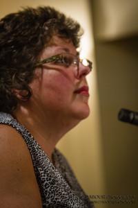 Audrey at Fran McKendree Concert at Church of the Holy Spirit Oktoberfest