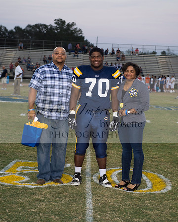 CHS Senior Night 2016