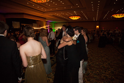 Central High School - Prom 2013