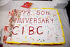 50th anniversary of Canadian Imperial Bank of Commerce (CIBC) branch in Moosonee.