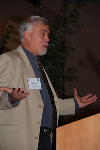 Peter Marshall, CIF Conference September 20, 2009_Sandy McKellar Copyright