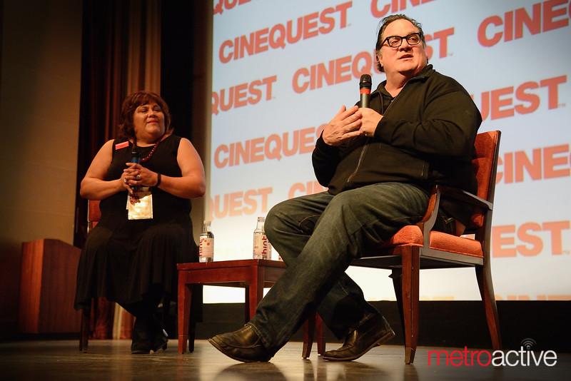 California Theater ~ Director's Q&A with Mark Pellington