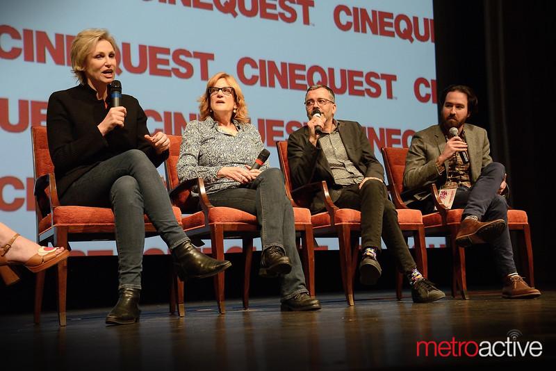 "Short Film: ""Writer's Block"" ~ Q&A with Cast/Crew"