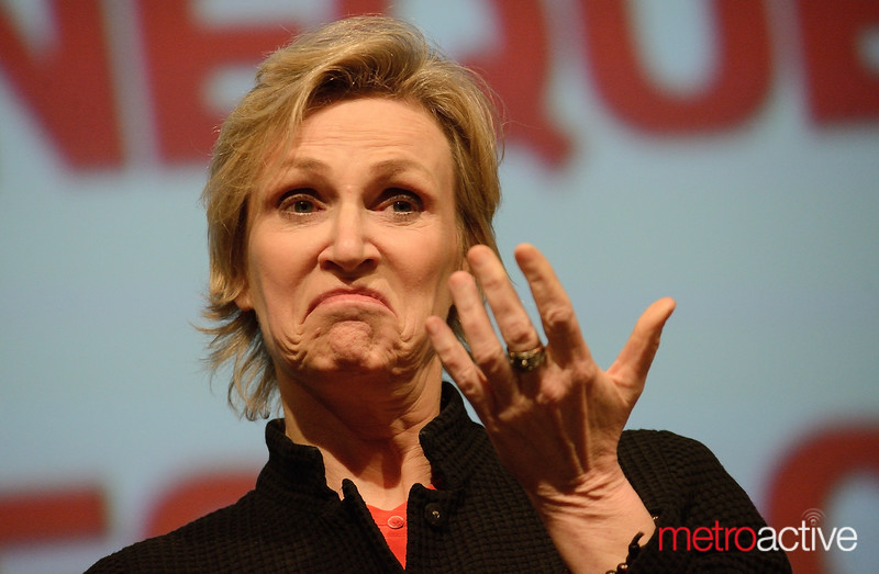 """Writer's Block"" ~ Q&A with Cast/Crew (Jane Lynch pictured)"