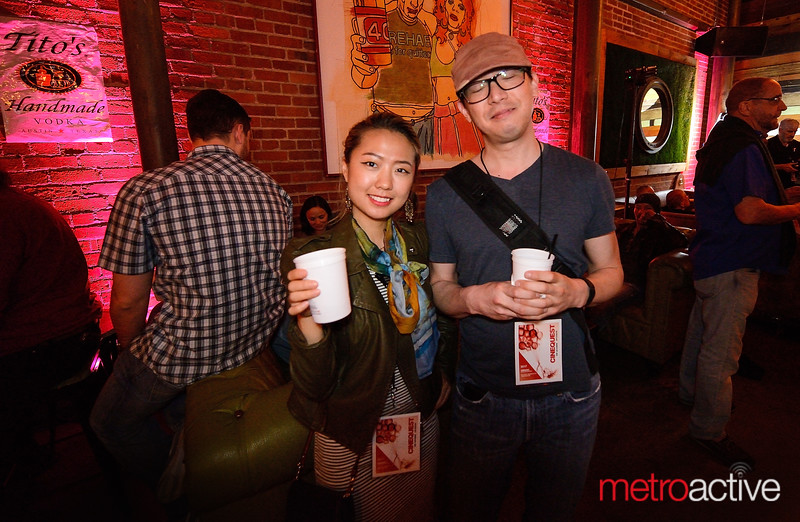 VR & VIP After Party at The Continental Bar