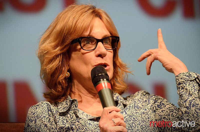 """""""Writer's Block"""" ~ Q&A with Cast/Crew (Carol  Leifer pictured)"""