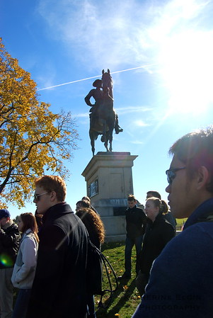 CISS Gettysburg Staff Ride 2011