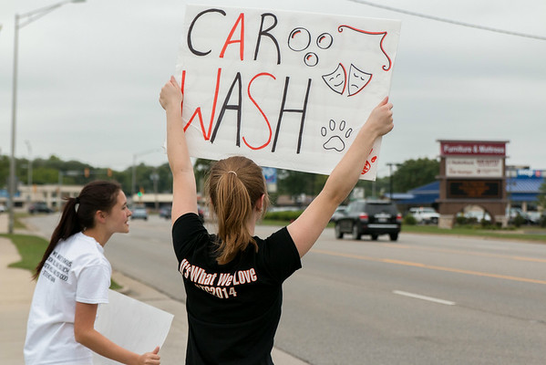 CLC Theater Camp/Partners for Success Car Wash